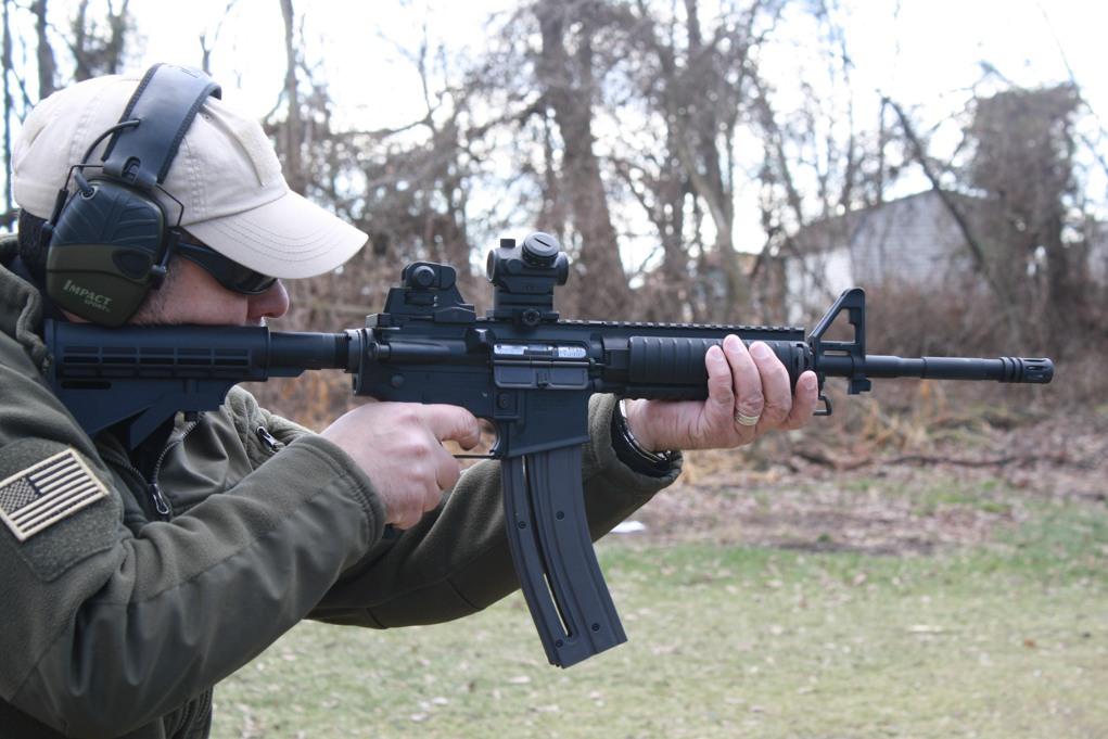 Modern Survival Guns Walther Colt M4 OPS 22 Gun Digest