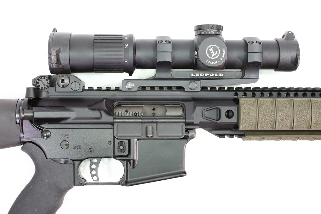 This isn't the scope the author used to whack steel at 640 yards, but were he to try that again, he'd be more than happy to do so with this optic. The performance of the 6.5 warrants the best glass you can park on top of it.