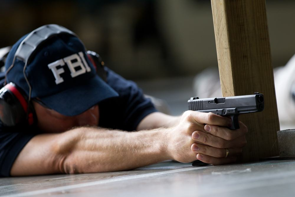 While the FBI no longer uses 10mm handguns, what it learned following the Miami shootout and subsequent testing of the 10mm and .40 S&W influenced today's 9mm ammunition and handguns. Photos: FBI unless otherwise noted.