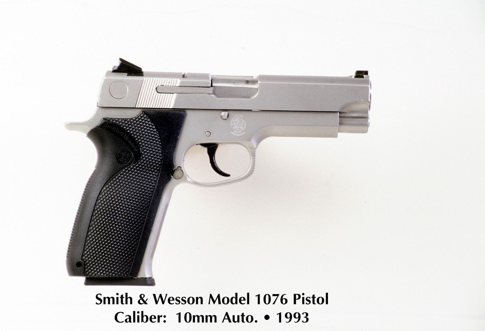 The infamous Smith & Wesson Model 1076. It suffered from the pressure of trying to obtain the best gun/ammunition combination for the FBI in a short time period.