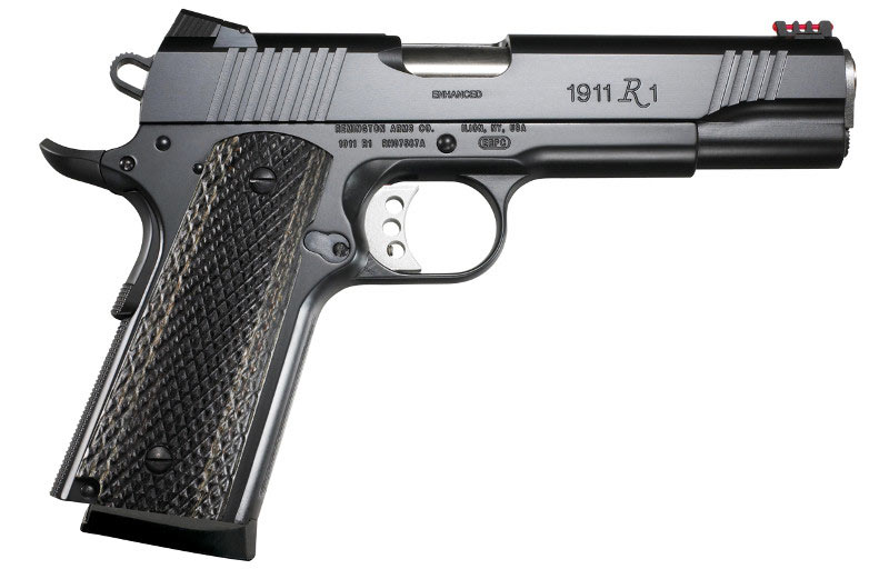 Remington R1 1911, .45 ACP.