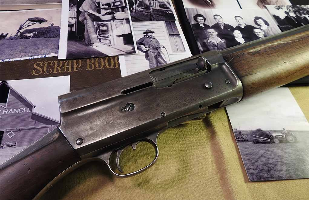 Remington Model 11: Behind The Business End Of A Family Jewel