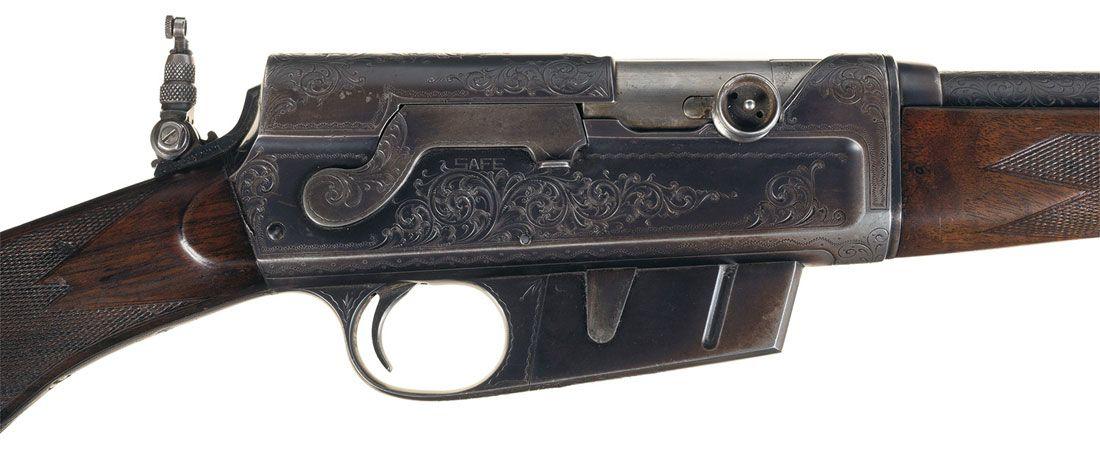 Remington Model 8 -1