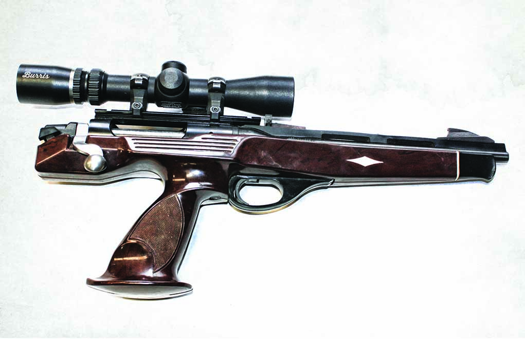 The author waited nearly 40 years to make his Remington XP-100 dream a reality. It was love at first sight, and the long wait proved warranted, because the handgun has more than lived up to the expectations of his desires.