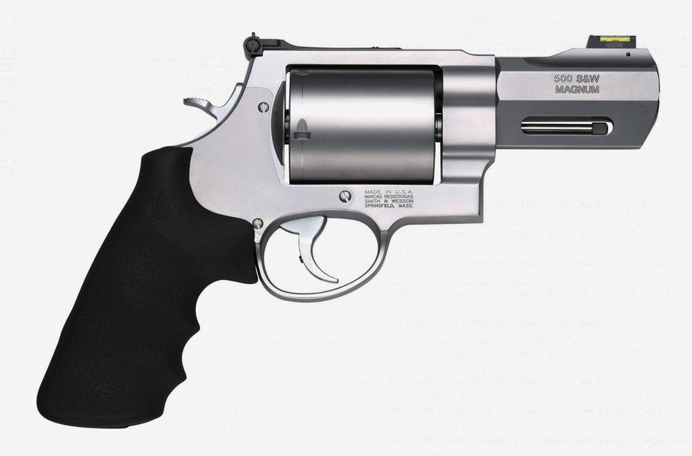 Smith & Wesson Performance Center Model 500 3.5 (.500 S&W Magnum) - revolvers