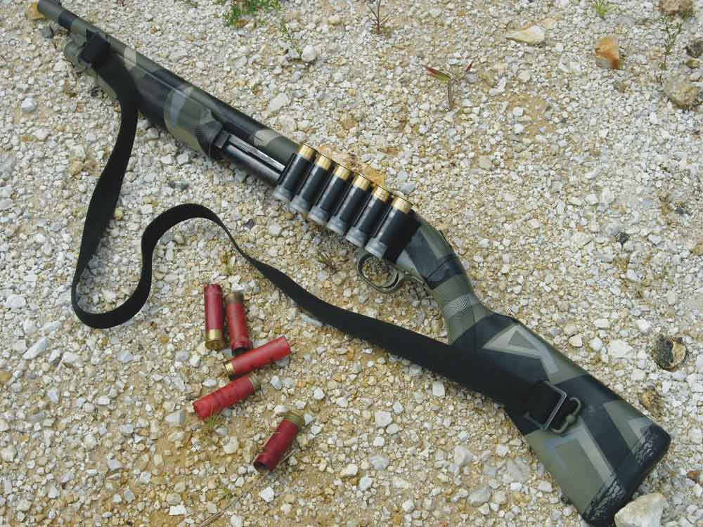ReworkedMossberg Tactical Shotgun Skills -4