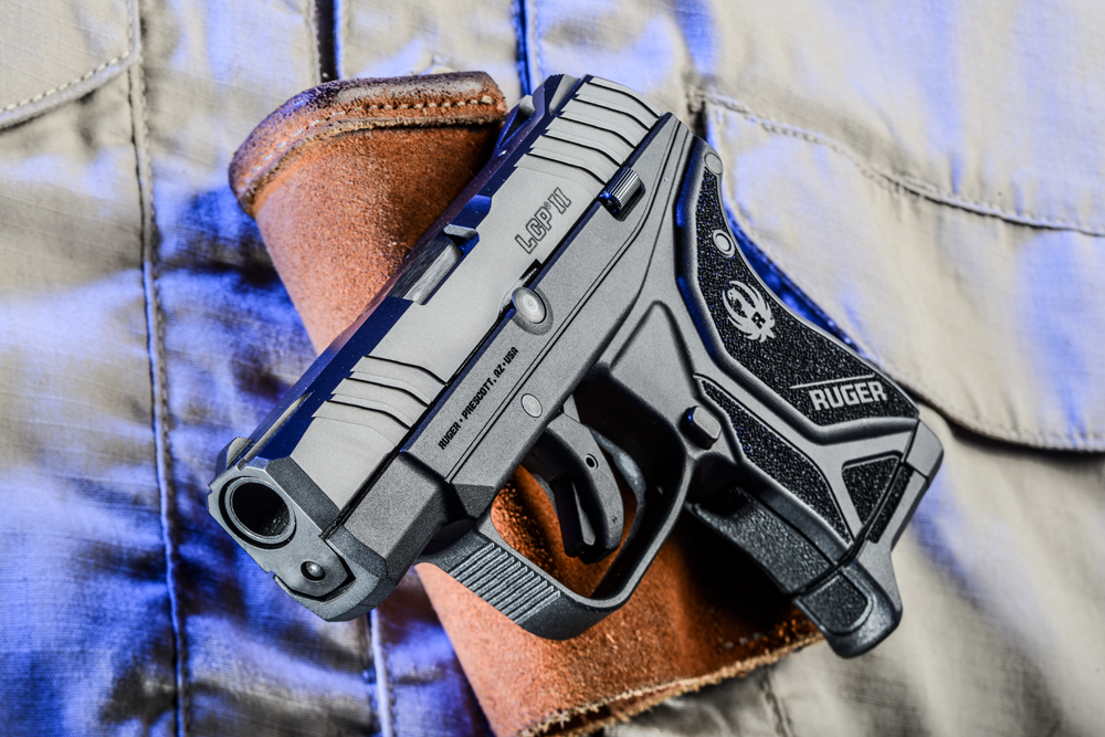 Summer Carry Guns - Ruger LCP II review - 7