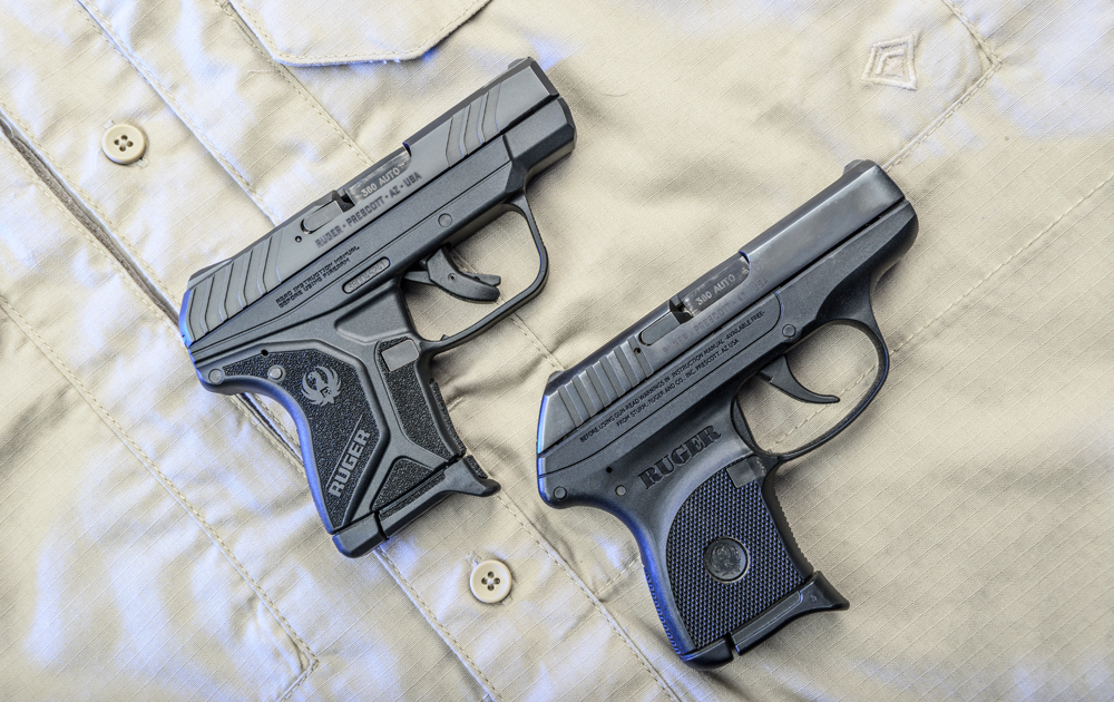 Ruger LCP II review - 3 - comparison