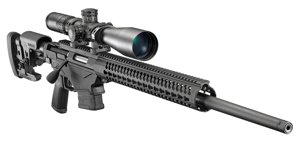 Ruger Precision Rifle a top choice among 6.5 Creedmoor Rifls