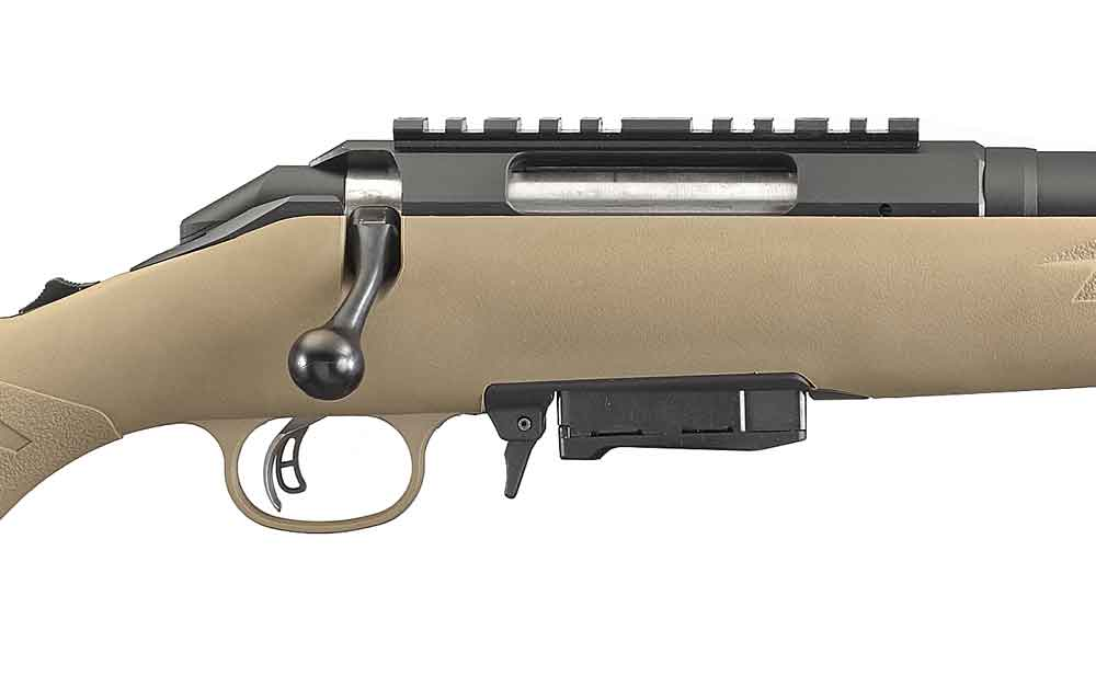 new gun ruger american ranch rifle in 7 62x39mm gun digest