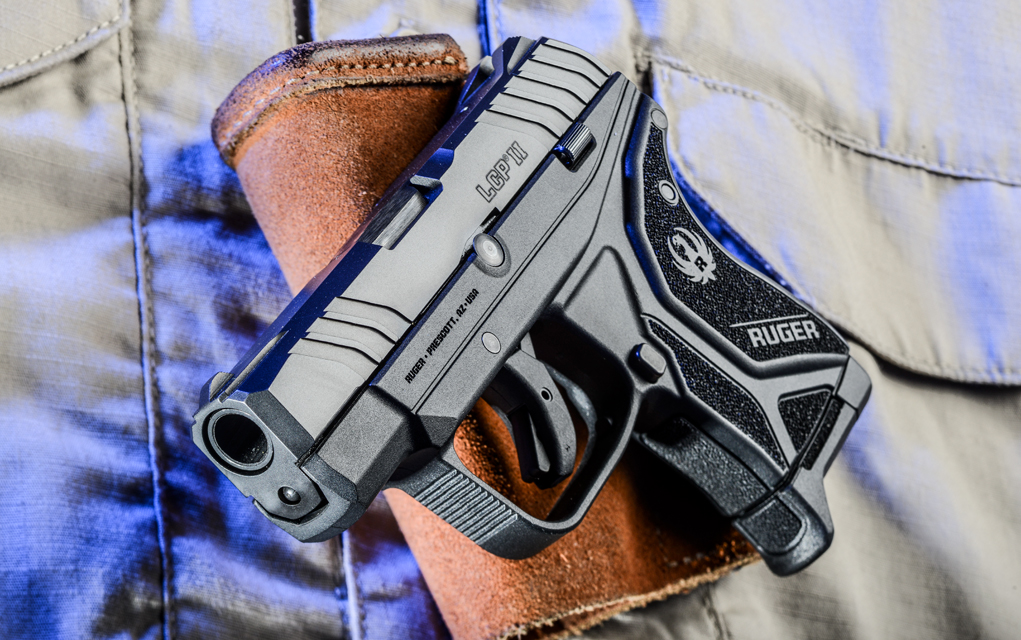 Ruger LCP II review feat