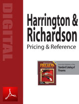 Standard Catalog Harrington & Richardson long guns Pricing and Reference