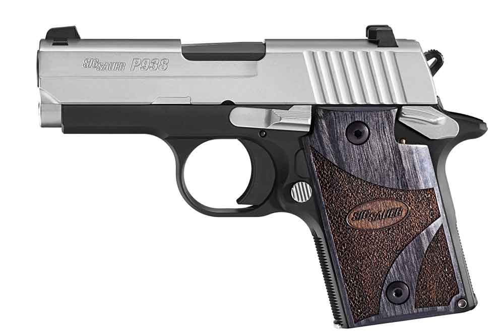 Summer carry guns - SIG P938