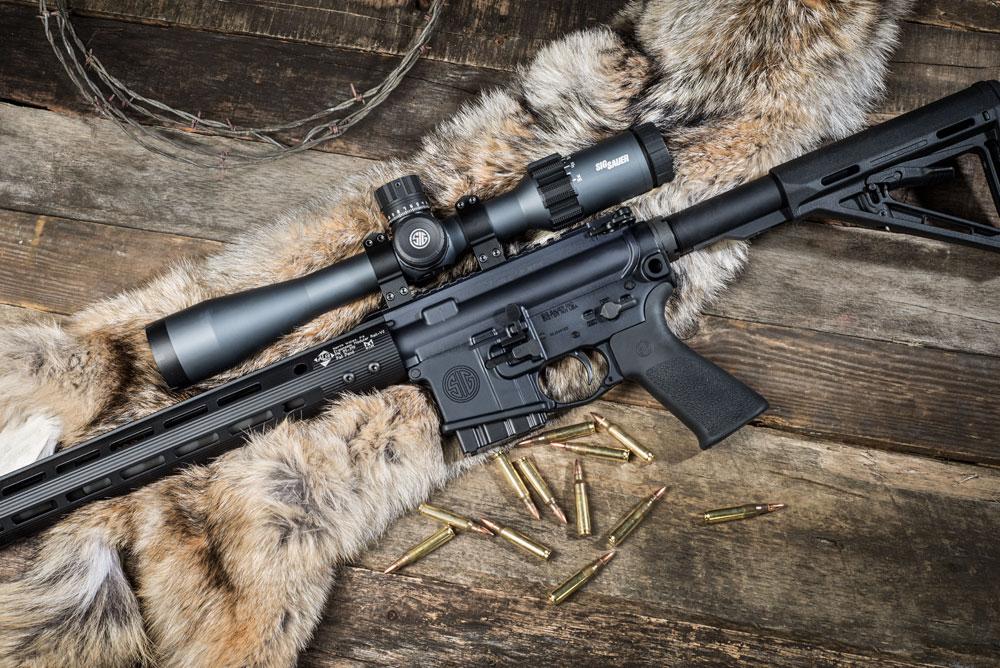 SIG Sauer M400 Predator review main