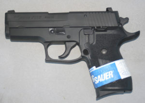 SIG P220 Review.