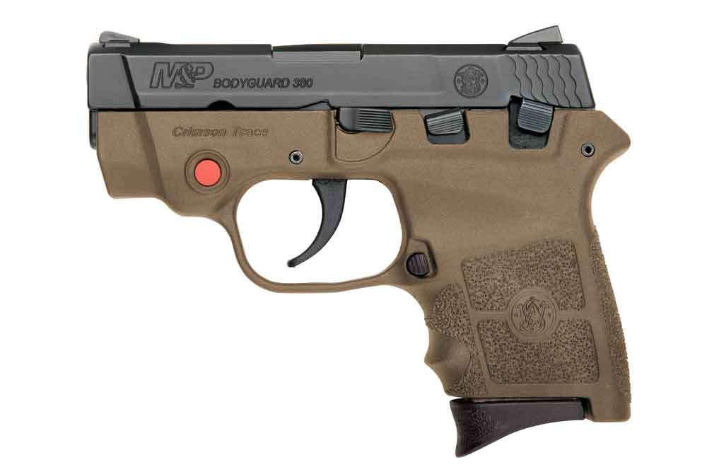summer carry guns - SW -M&P - bodyguard 380
