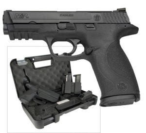 Smith & Wesson M&P 40 Garners Law Enforcement Contracts