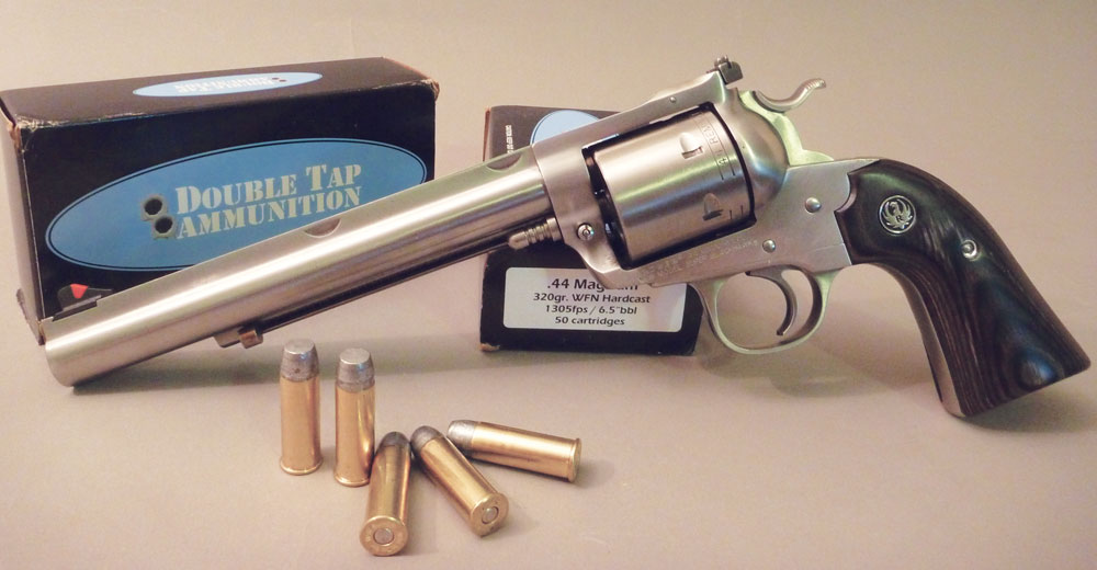 Serious Big Bores: Beyond the  44 Magnum | Gun Digest