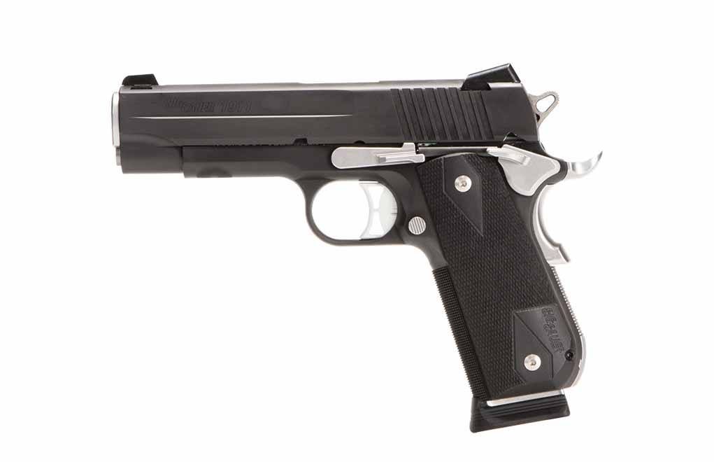 Sig Sauer Pistol 1911-Fastback-Nightmare-Carry