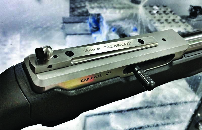 Skinner Sights makes a variety of systems for many different manufacturers.