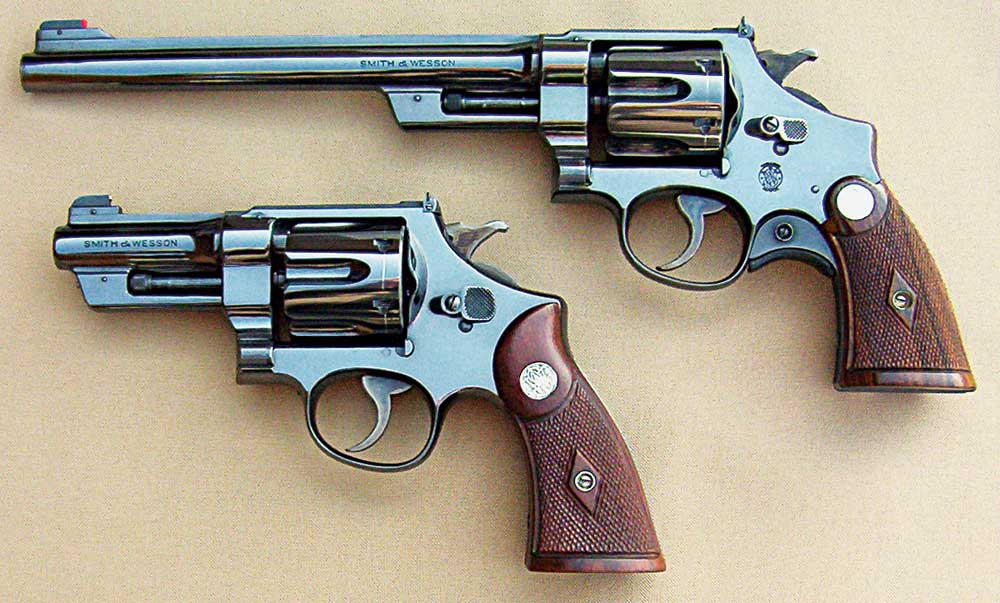 Smith and Wesson 357 Magnum - 2