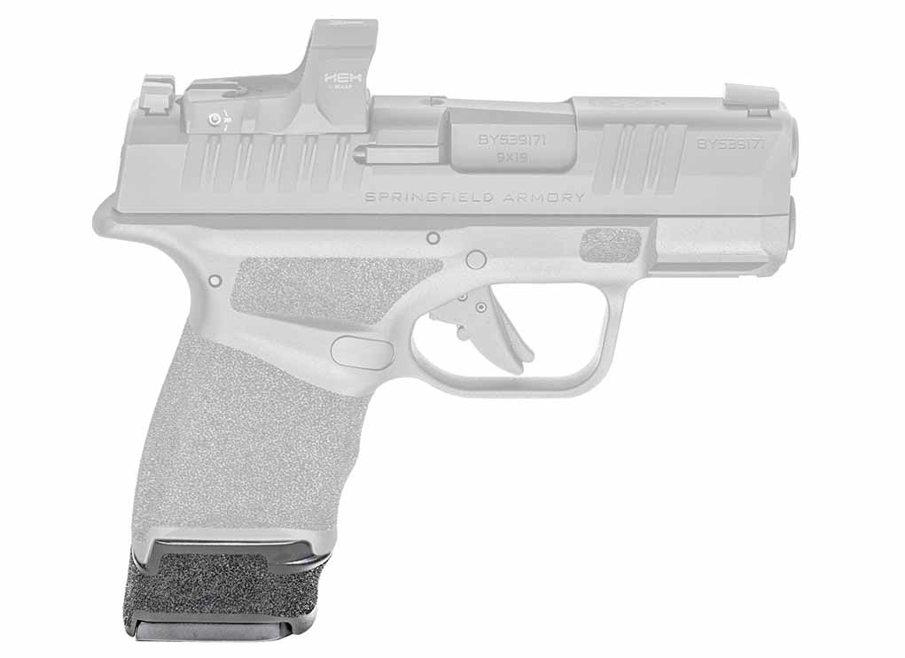 Springfield Hellcat OSP With 15 Round Mag
