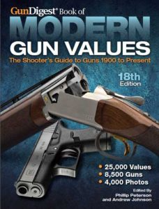 Gun Digest Book of Modern Gun Values, 18th Edition