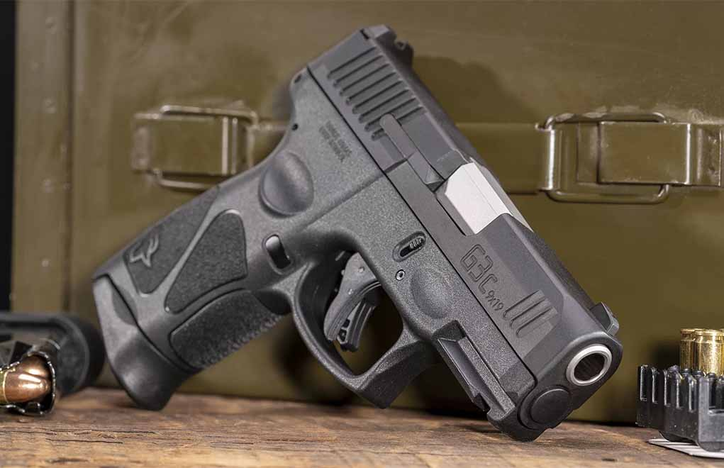 Taurus G3 Pistol Review