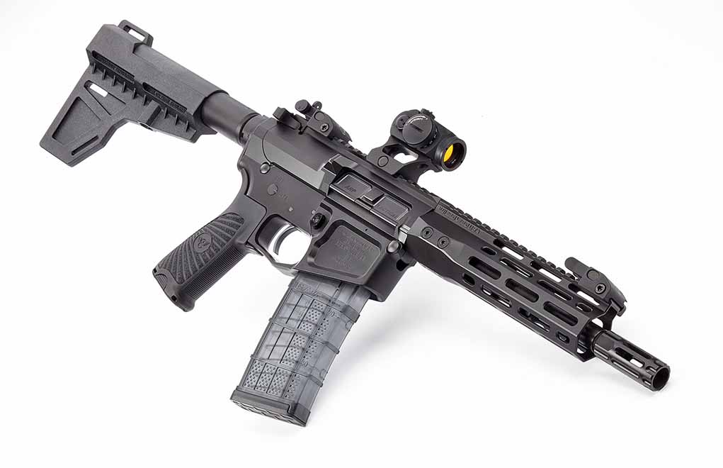 The Wilson Combat ARP Tactical Pistol may be the ideal truck gun for you, offering a variety of cartridge choices, short- and long-range capabilities, compact size and reliability.
