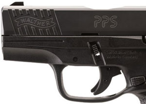 Along with a number of new features to the grip, the new PPS M2 also has been outfitted with front cocking serrations and a snappy trigger.