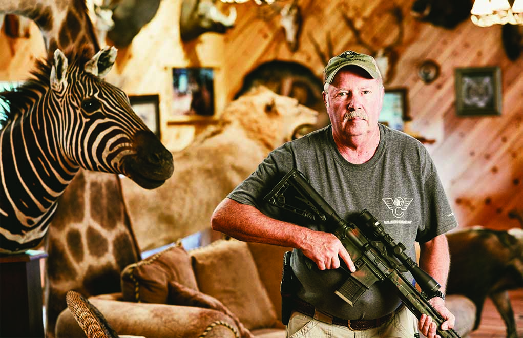 With more than 40 years of experience as a competitive shooter, hunter, gun builder and businessman, Wilson has guided Wilson Combat to being known as one of the finest firearms manufacturers in the world.