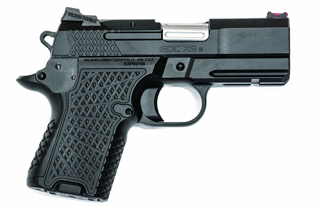 The new EDC X9S from Wilson Combat is a smaller, more compact version of its very-well-received EDC X9.