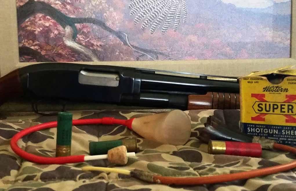 Winchester Model 12 3