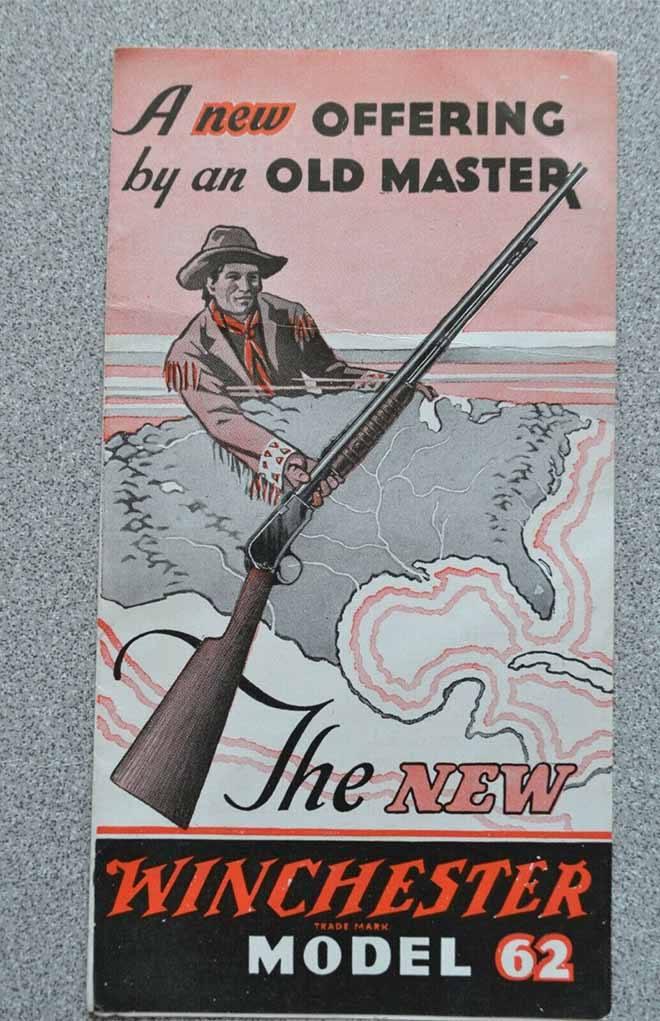 Winchester Model 62 2