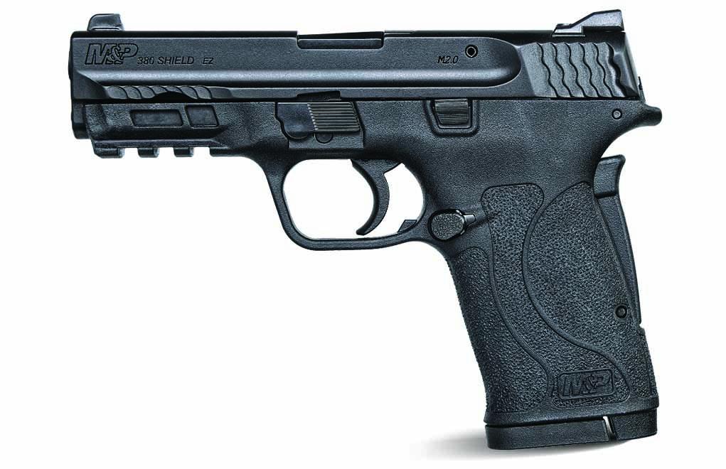 Handguns For Women EZ