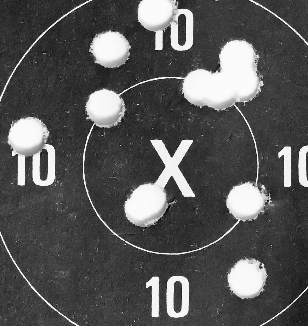 For awhile, a variation of the 6.5x284 Norma held the 1000 yard benchrest record of 1.564 inch!