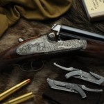 A fine double-rifle intended for the plains of Africa.