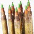 Green Tip Ammunition