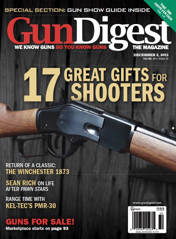 Gun Digest the Magazine, Dec. 2, 2013