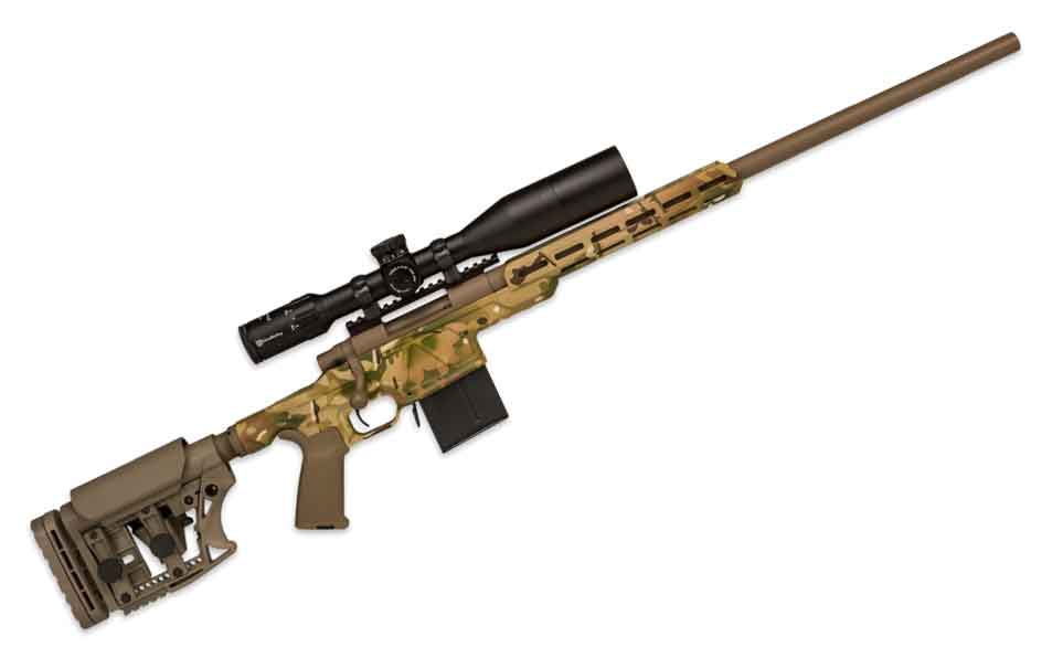 Howa HCR, among the most affordable chassis 6.5 Creedmoor rifles