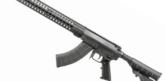 CMMG's new Mk47 MUTANT aims to take the best from the AK and AR platforms and blend them.
