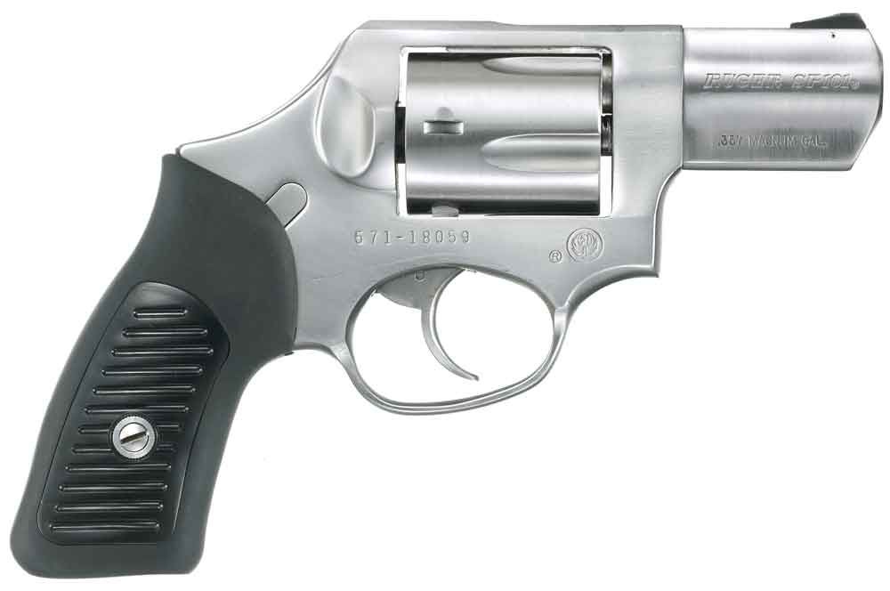 concealed carry revolvers - Ruger Sp101
